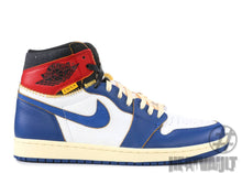 Load image into Gallery viewer, Air Jordan 1 Union Blue Toe
