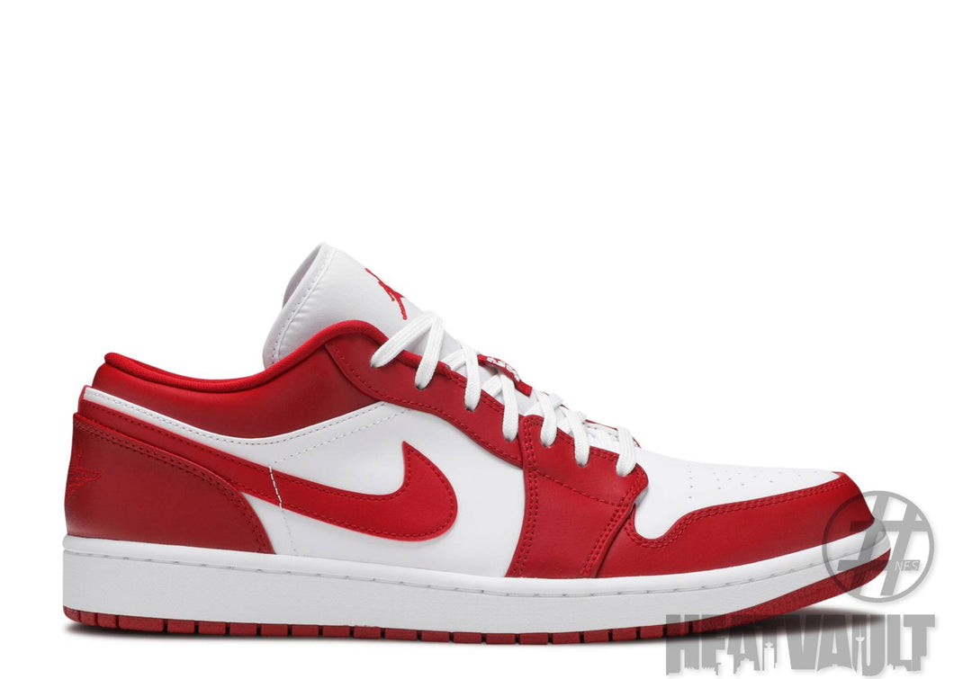 Air Jordan 1 Low Gym Red White (GS)