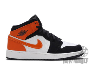 Air Jordan 1 Mid Shattered Backboard (GS)