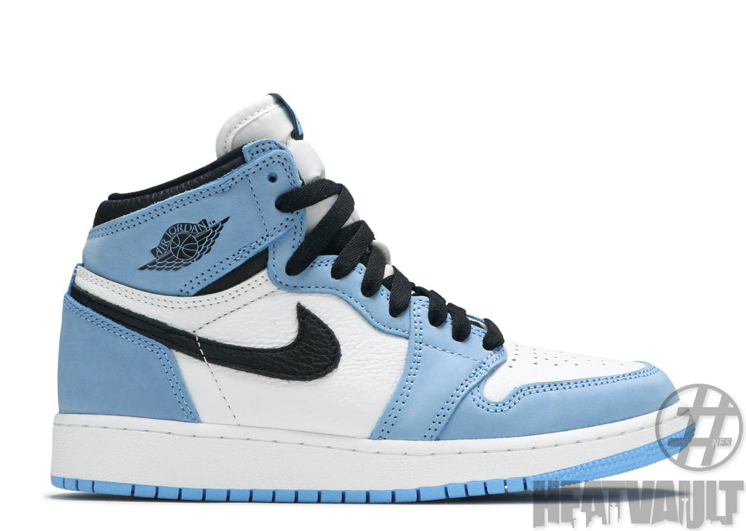 Air Jordan 1 Retro High University Blue Black (GS)