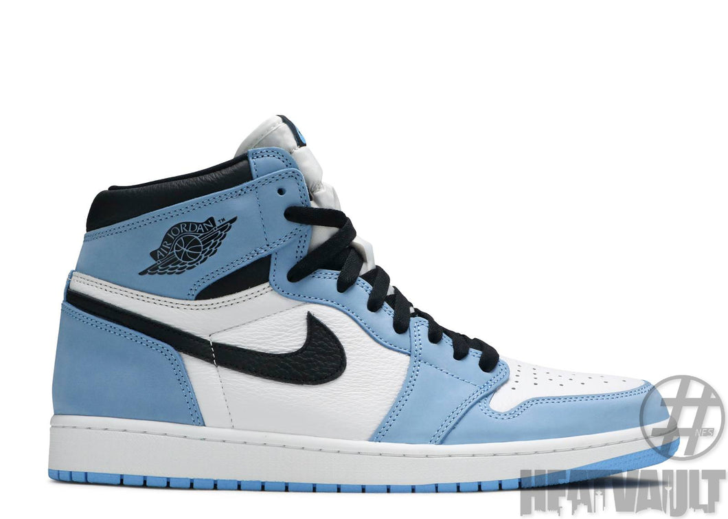 Air Jordan 1 Retro High University Blue Black