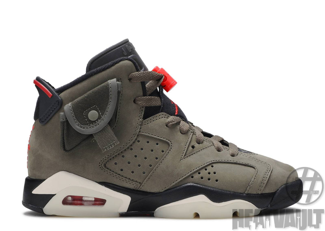 Air Jordan 6 Retro Travis Scott (GS)