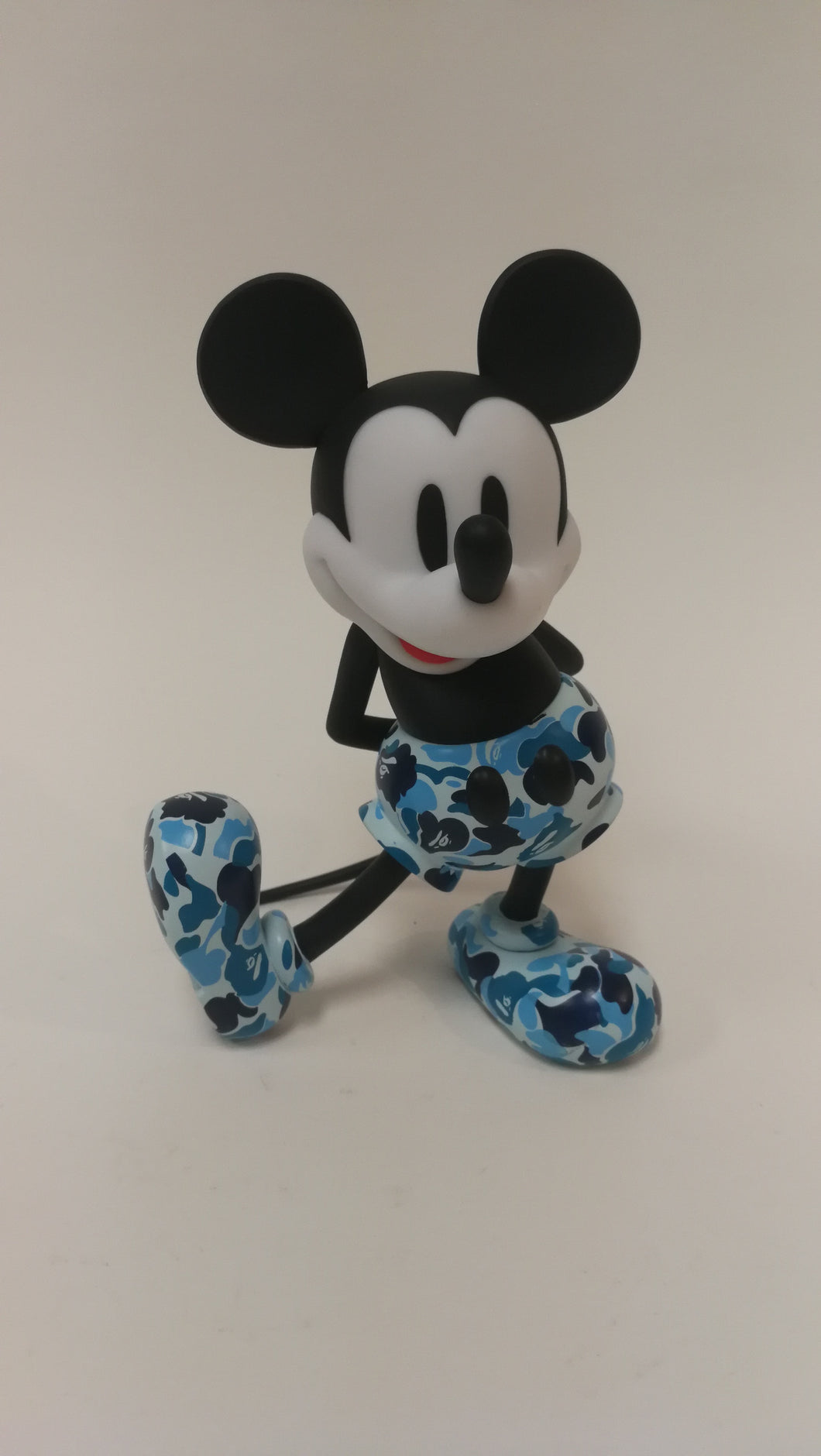 Bape Mickey Blue