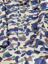 Load image into Gallery viewer, Bape Green Camo Military Jacket