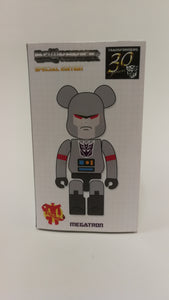 Bearbrick 200% Megatron Transformer