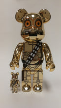 Load image into Gallery viewer, Bearbrick 100%/400% C3PO