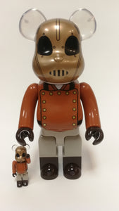 Bearbrick 100%/400% Rocketeer