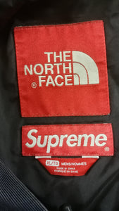 Supreme TNF Cords North Face Jacket
