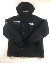 Load image into Gallery viewer, Supreme x TNF Black Jacket Goretex