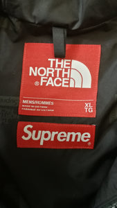 Supreme x TNF Black Jacket Goretex