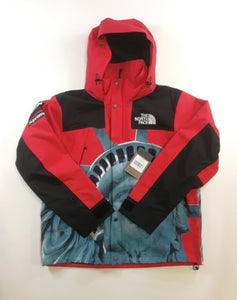 Supreme Statue of Liberty North Face Jacket