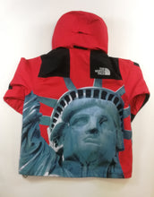Load image into Gallery viewer, Supreme Statue of Liberty North Face Jacket