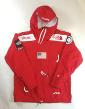 Load image into Gallery viewer, Supreme Transamerica Red North Face Jacket