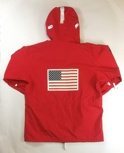Supreme Transamerica Red North Face Jacket