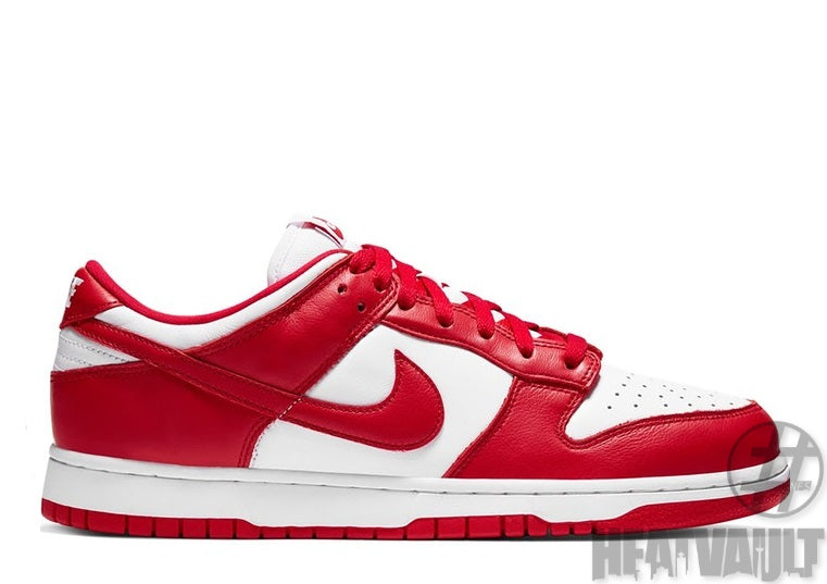 Nike Dunk Low University Red 2020