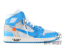 Load image into Gallery viewer, Air Jordan 1 Retro High Off-White University Blue UNC