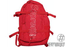 Load image into Gallery viewer, Supreme Red Backpack