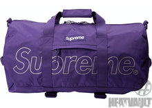 Load image into Gallery viewer, Supreme Purple Dufflebag