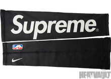 Load image into Gallery viewer, Supreme Nike/NBA Shooting Sleeve (2 Pack) Black