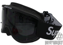Load image into Gallery viewer, Supreme Black Goggles