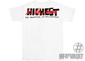 Travis Scott Hot 100% Off T-Shirt White