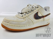 Load image into Gallery viewer, Nike Air Force 1 Low Travis Scott Sail - Size 8.5, Condition: Very Good