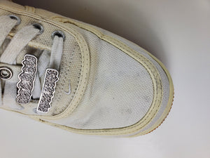 Nike Air Force 1 Low Travis Scott Sail - Size 8.5, Condition: Very Good