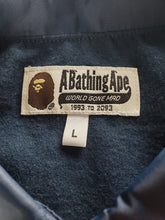 Load image into Gallery viewer, Bape Blue Coach Jacket