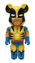 Load image into Gallery viewer, Bearbrick 400% Wolverine
