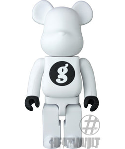 Bearbrick 400% Good Enough White