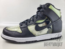 Load image into Gallery viewer, Nike Dunk High Comme Des Garcons Clear - Size 10 DS