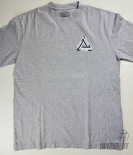 Load image into Gallery viewer, Palace Gray and Navy Logo Tri