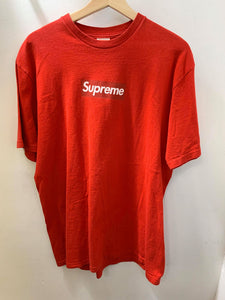 Supreme Red on Red BOGO T-Shirt