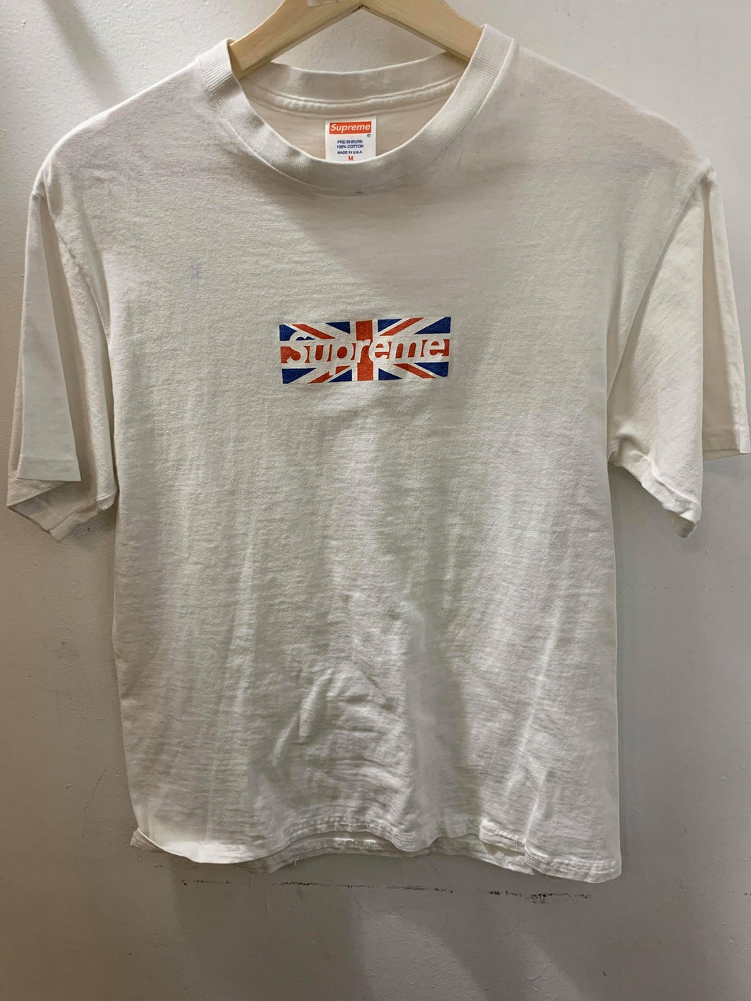 Supreme UK Opening BOGO T-Shirt