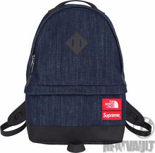 Load image into Gallery viewer, Supreme Demin Backpack