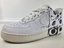 Load image into Gallery viewer, Nike Air Force 1 Low Supreme Comme des Garcons Shirt - Size 9, Condition : Excellent