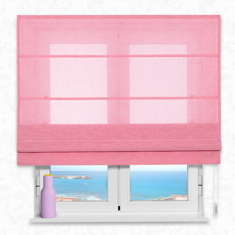 Estor Plegable Nilo Pink