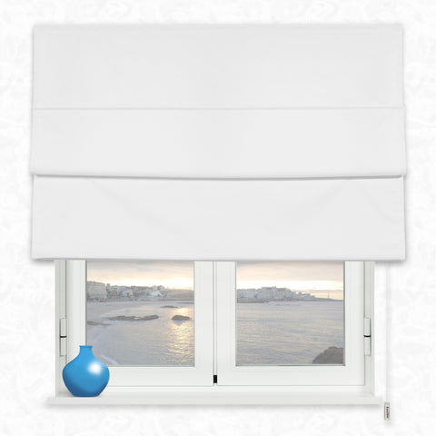 Foto Estor Plegable Nuvia White