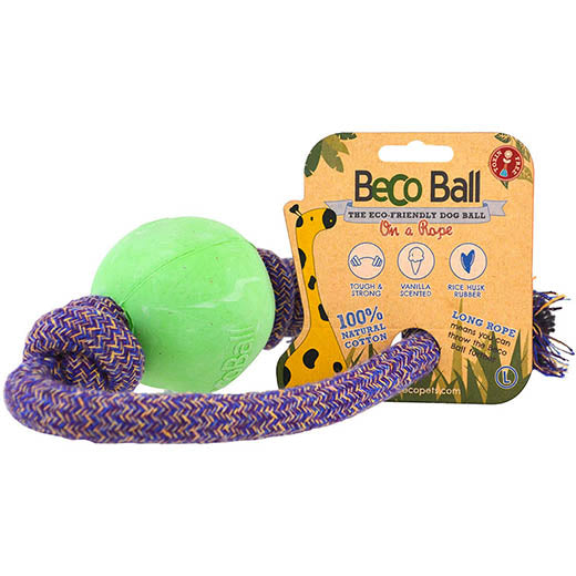Beco Pets - Beco Ball On a Rope