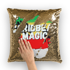 amg2 Sequin Cushion Cover