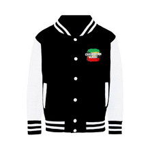 Load image into Gallery viewer, amg2 Varsity Jacket