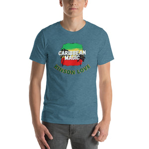 CARIBBEAN MAGIC KINSON T SHIRT