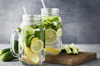 Water for Wellness: How to Make Detox Water