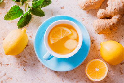 Water for Wellness: Harness the Power of Ginger