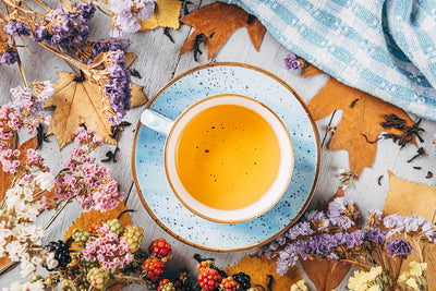 Water For Wellness - Fall Tea Recipes