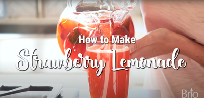 Water for Wellness: How to Make Strawberry Lemonade - Fast & Easy Recipe
