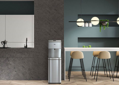 Brio Water Cooler in Kitchen