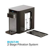 600 Series 2-stage UV Self-Cleaning Countertop Water Cooler - water cooler