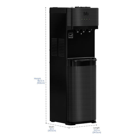 500 Series 2-stage UV Self-Cleaning Bottleless Water Cooler - water cooler