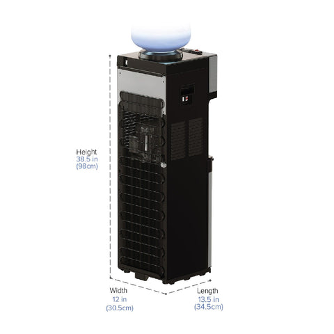 500 Series Tri-Temp Top-Load Water Cooler - water cooler